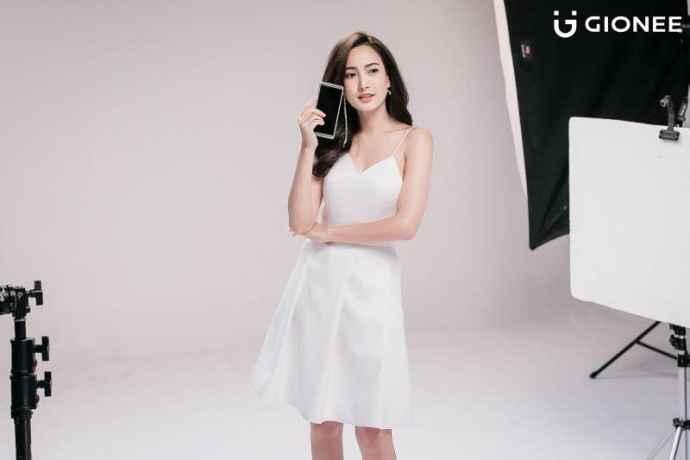 邪在Taew官微宣布的微博表!全面屏女明星壁纸插图(3)