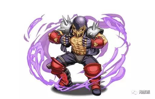 北斗神拳门下排行老三,是一门中实力与人品都最烂的弟子,拳法极差且