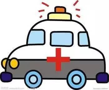 厦门一男子被车撞飞后,竟在救护车上呼呼大睡!图片