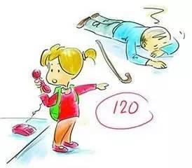 【科普】晕倒后如何急救,掐人中泼冷水不靠谱?图片