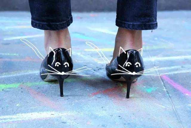 女汉子穿不惯高跟鞋,穿什么样的样子可以更优雅?