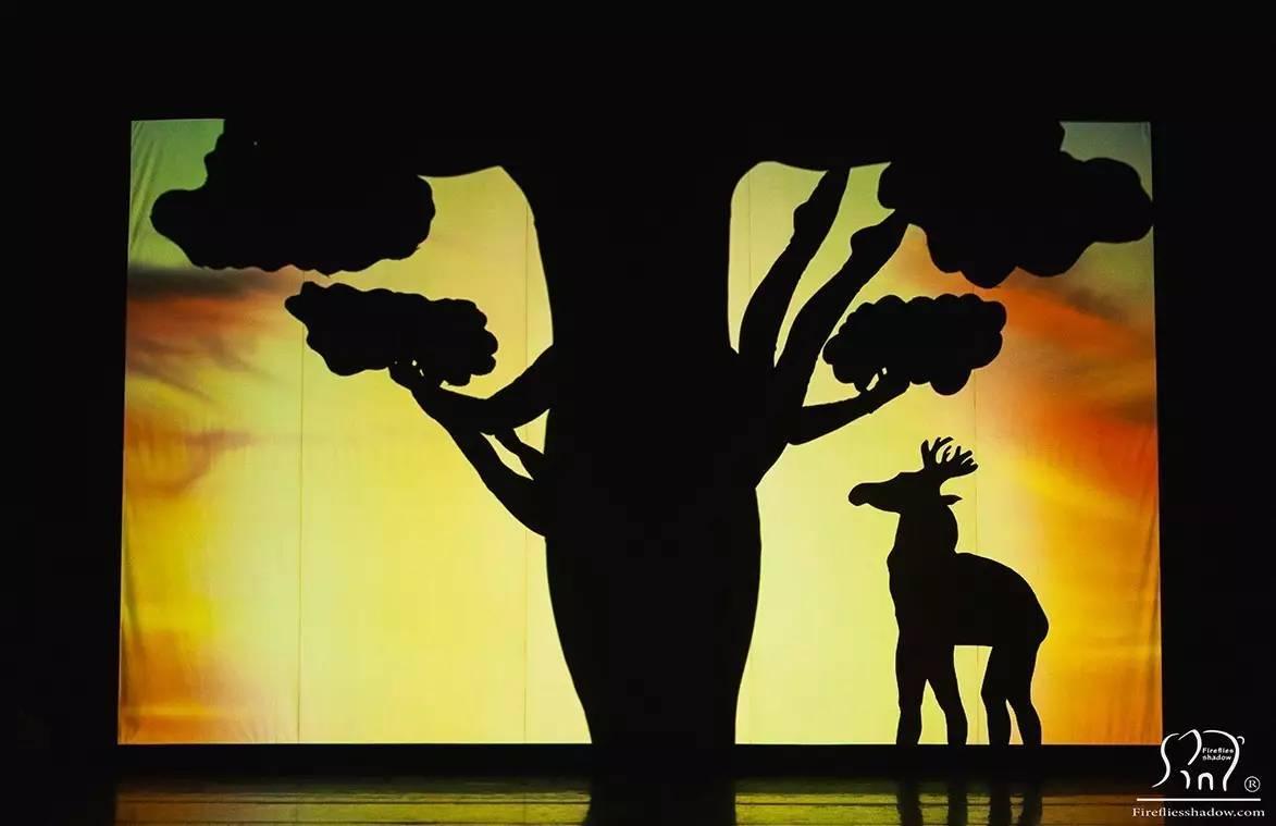 宿豫大剧院周日上演乌克兰影子舞剧《影子好莱坞》 惠民票十元起