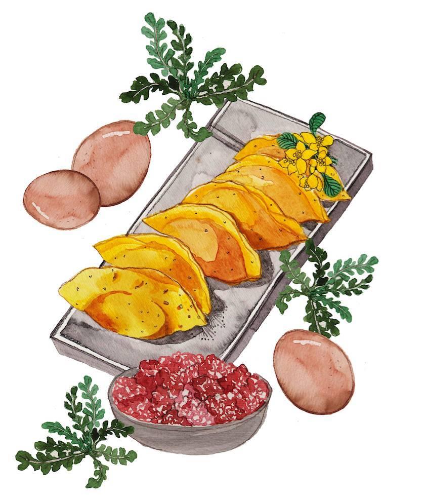 秋分:红薯和果子 最后,再看一集视频吧 / 再和食帖君一起看一集《食