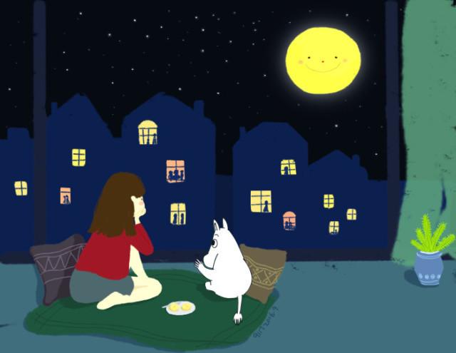 月亮代表我的心 尤克里里指弹教程