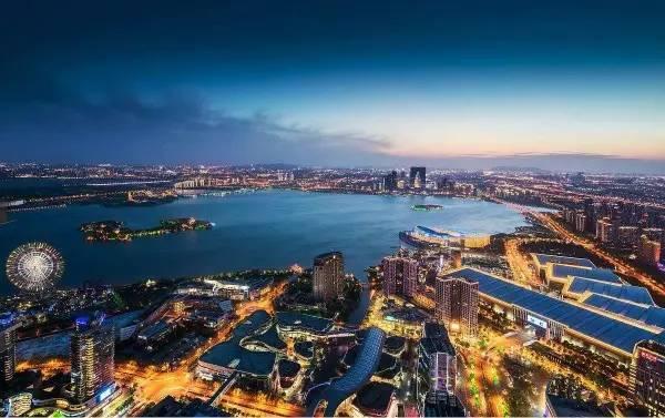 江苏省gdp城市排行_从苏A飞到苏N,江苏13地市的航拍图,看完才知道原来我的家乡这么美
