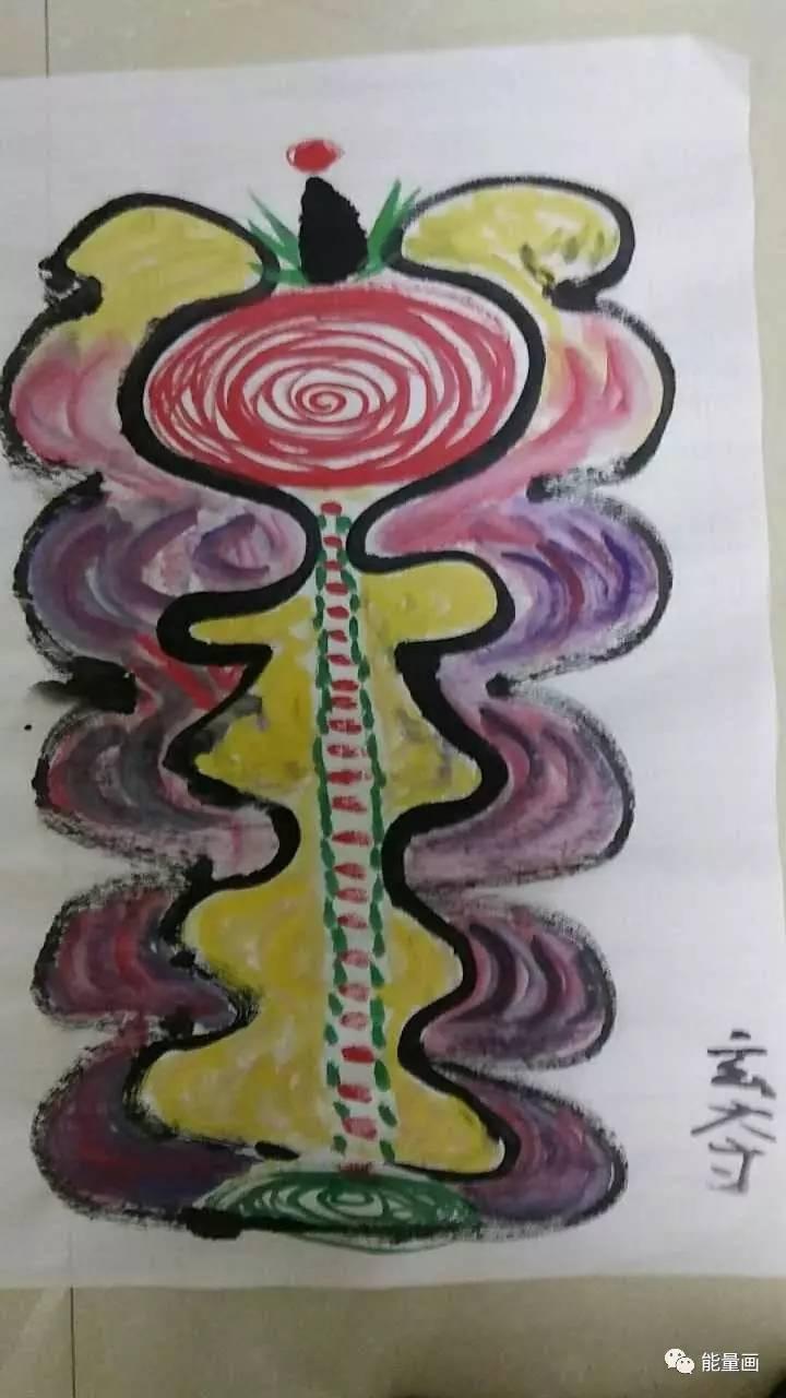 24节气 片手绘儿童