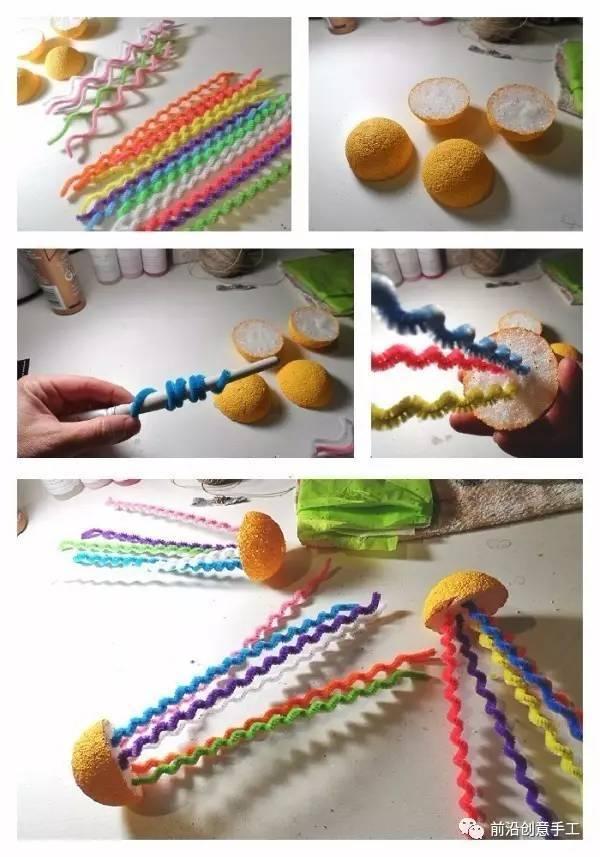 筷子立构手工制作教程