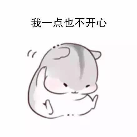 手绘卡通仓鼠简笔画