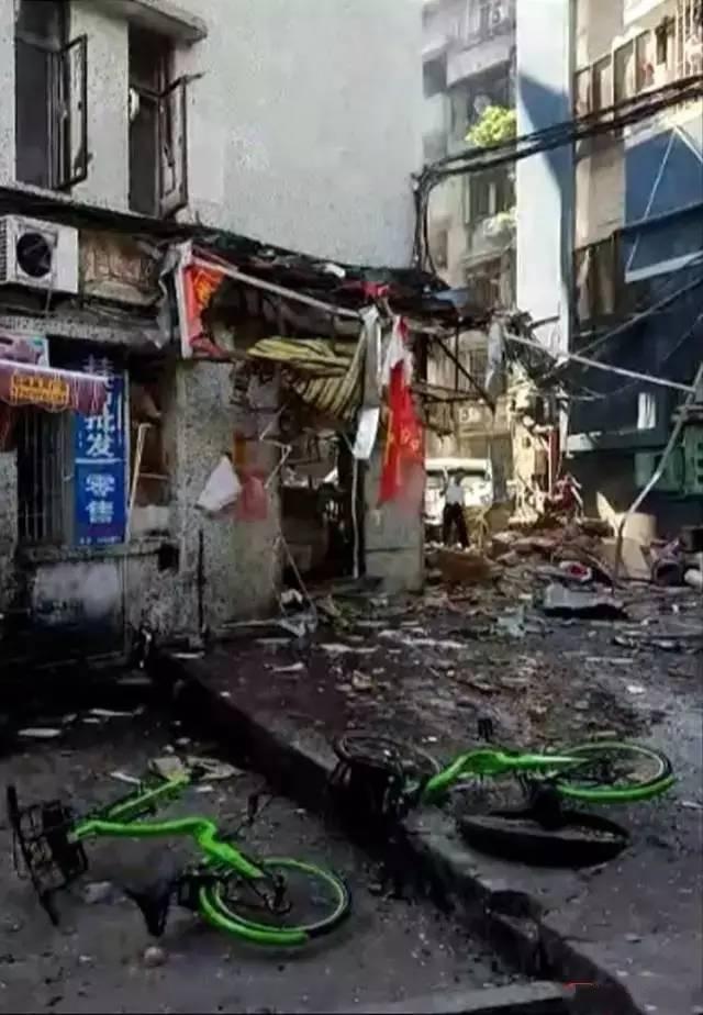 广东珠海一士多店爆炸致1人死亡,现场惨不忍睹!