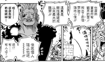 【蔬菜】海贼王875话分析