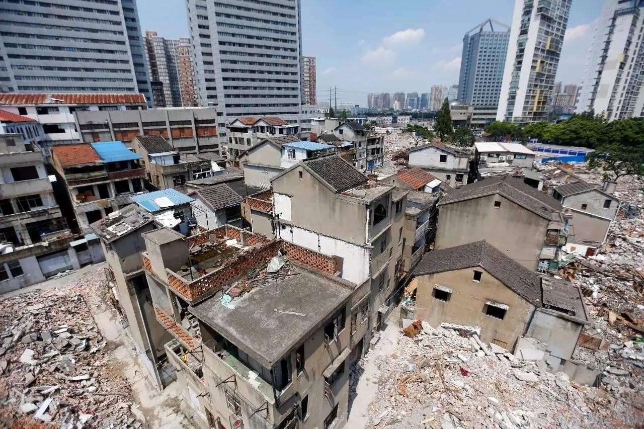 视线  别了,俞家弄!上海又一城...