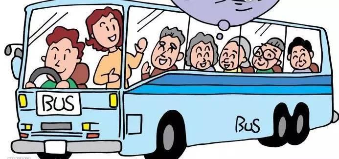 安全丨永安公交公司温馨提醒:乘坐公交车的正确姿势图片