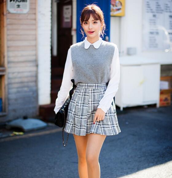 梨型身材秋季穿衣技巧图片