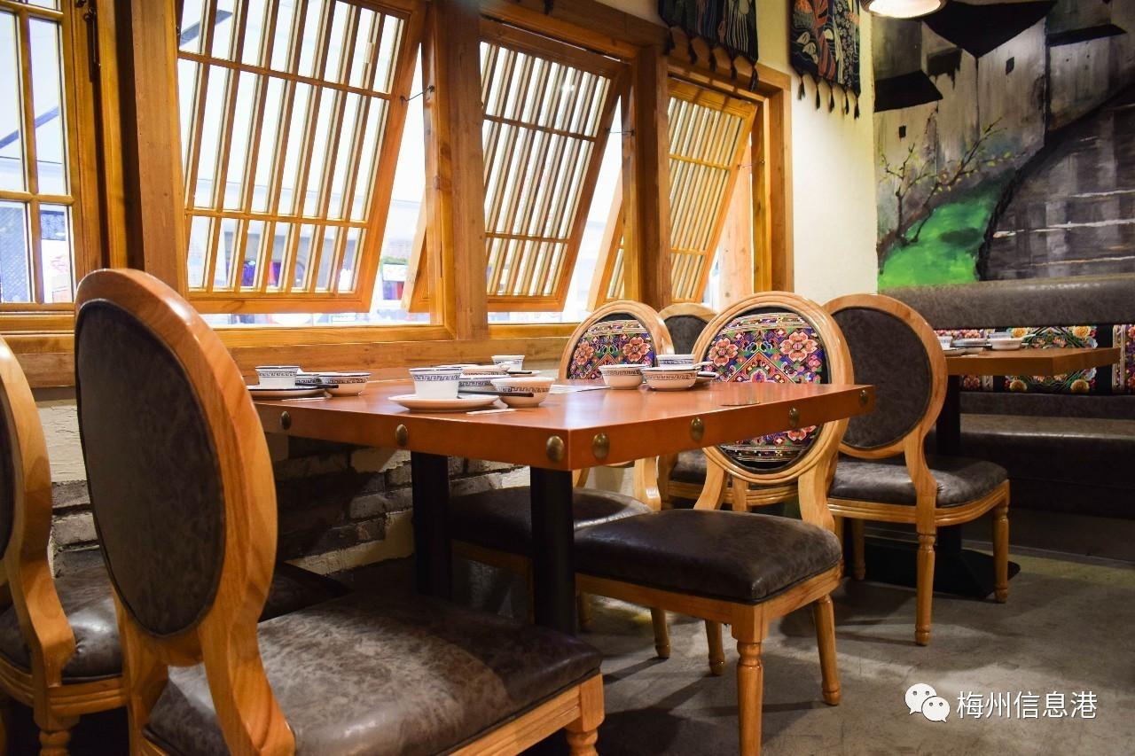 撸吧15p图片_爽!在梅城这间特色民族菜馆,我们撸了15道菜!