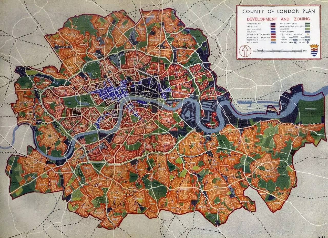 国际观察030 大伦敦规划漫谈图片