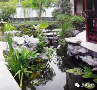 新中式风格庭院图片