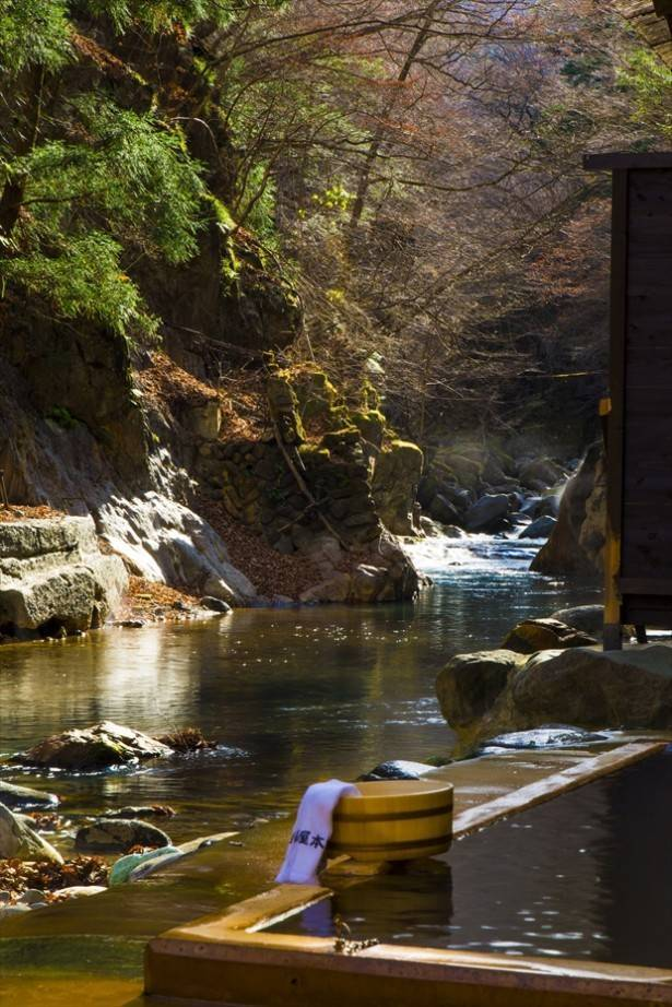 东京周边2小时内就能到达的绝景温泉,值得你加入行程!