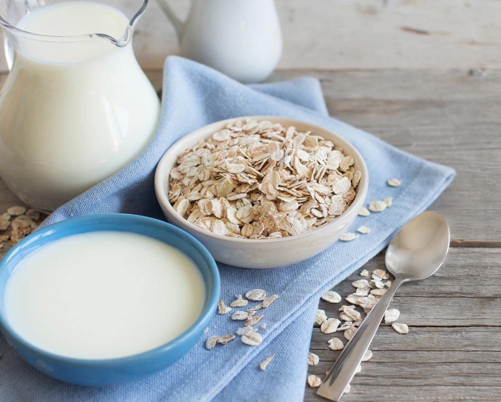 每天吃燕麦片的好处 长期吃燕麦的坏处_蔬菜知识_做法,功效与...