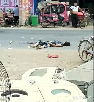 宗店发生车祸,一电动车司机被火车碾压身亡图片