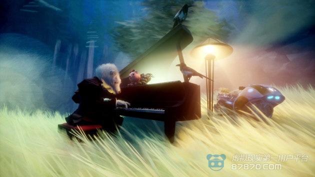 Media Molecule工作室畅谈VR:《梦境》支持VR理所应当_搜狐科技_搜狐网