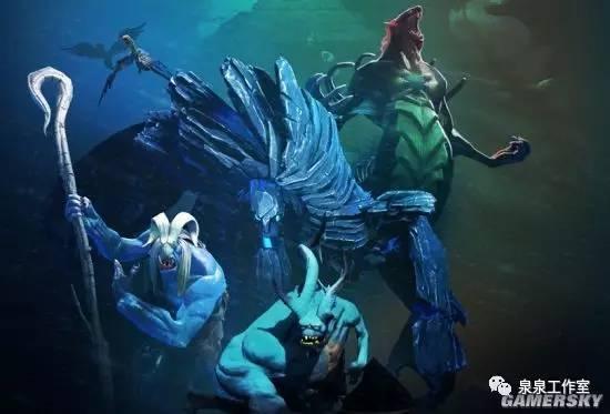每日游报丨dota2战役第二章更新 玩家自制守望僵尸模式