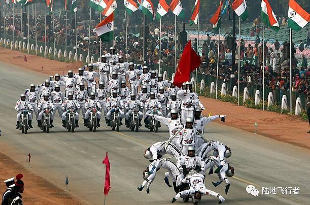 前海豹队员是如何评价印度摩托特技的?