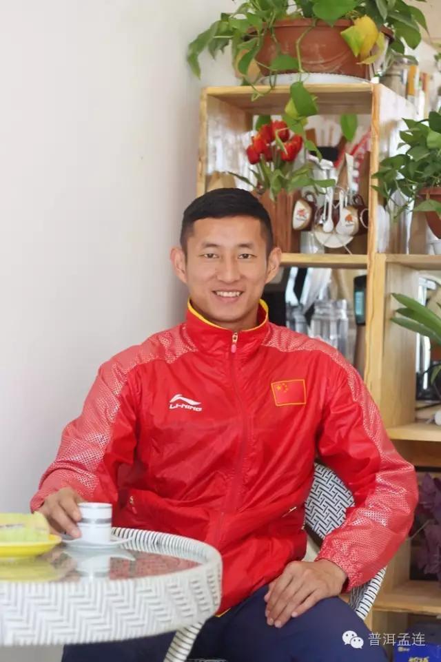 伍兵传媒:从卡车司机到世界冠军 孟连名人榜 潘玉程