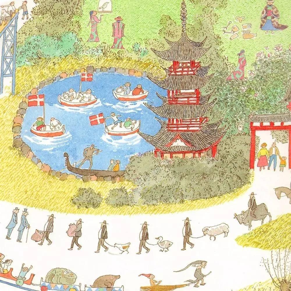 公园:趣伏里地址故事:《夜莺》外形的夜莺打动了歌声,让他忍不住掉描写金丝猴作文的皇帝图片