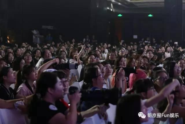 王凯:请影迷朋友们不要停!