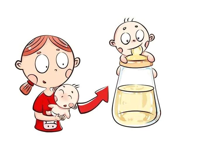 断奶!看奶瓶怎么成功地换下母乳