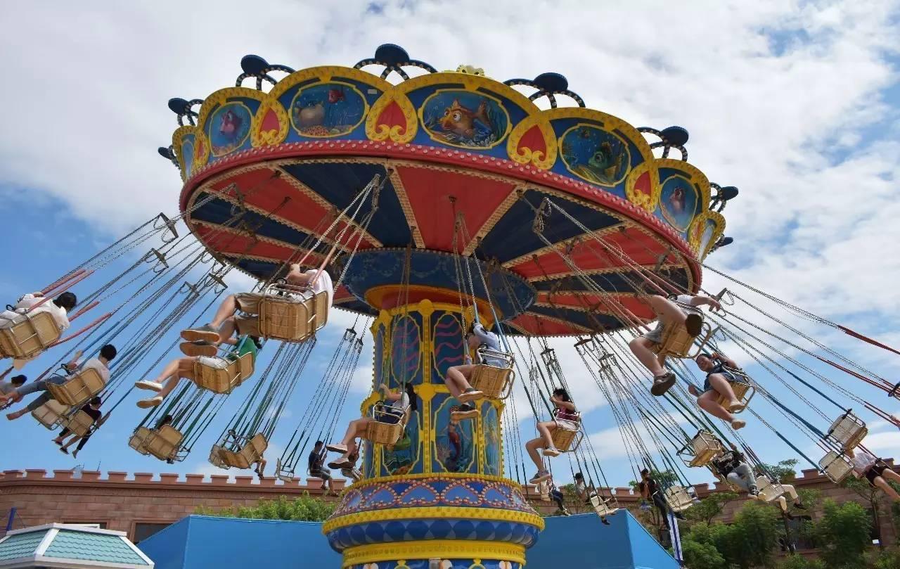 """柳州這個主題游樂園屌炸了!堪稱""""科技版""""的歡樂谷!圖片"""