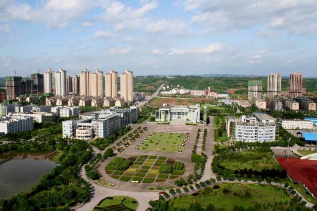 永川区最新城市规划图