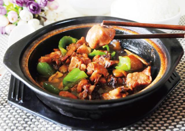 黄焖鸡米饭即将进入美国市场!盘点那些驰名中外的中国美食图片