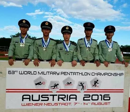 伍兵传媒:凉山彝族小伙阿牛尔古又获奖了 多次代表中国出征世界军事大赛