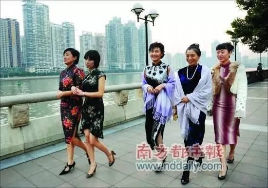 广州师奶图鉴,你身边一定有一个咁的师奶!