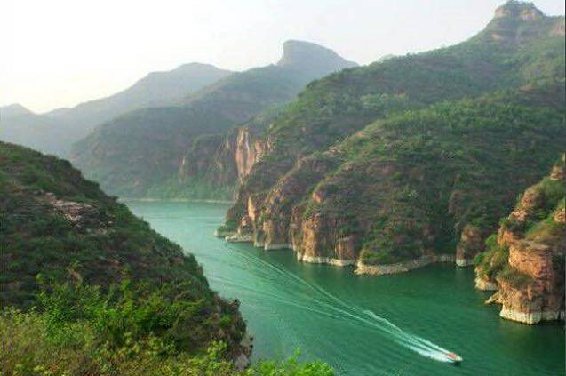 特惠:269元/人 邯郸七步沟,京娘湖纵情山水二日游 每周三,六发团