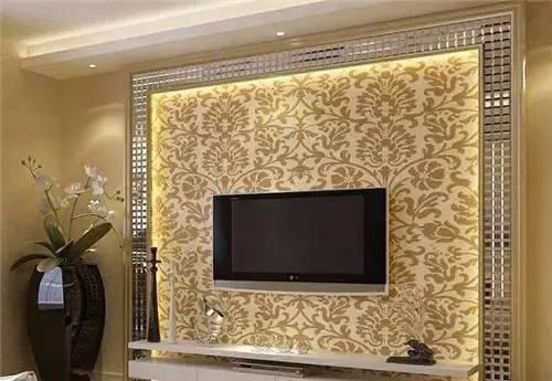 电视背景墙一般用什么材料呢 推荐5款最流行电视背墙效果图