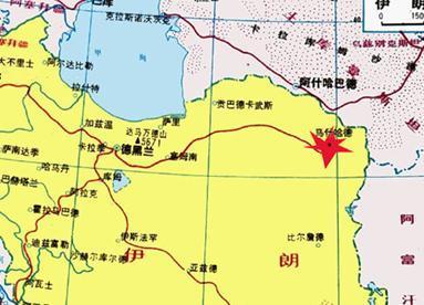 所以在某些方面,伊朗和中国是处于同一条战线的,中国向伊朗输出了大量图片