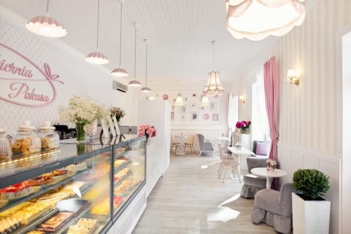 蛋糕店如何装修才能吸引顾客?