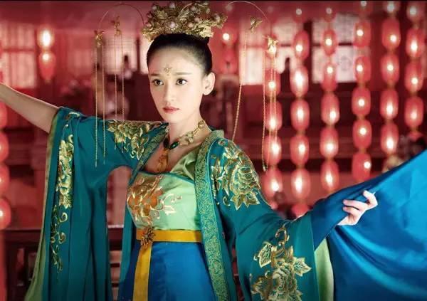 惊艳!中国古代女子发饰大全
