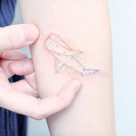 很适合情侣,闺蜜或初次尝试纹身的朋友.
