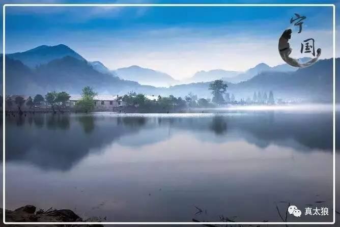 外地游客来到泾县和宣城其他景点乐得不想回家了!