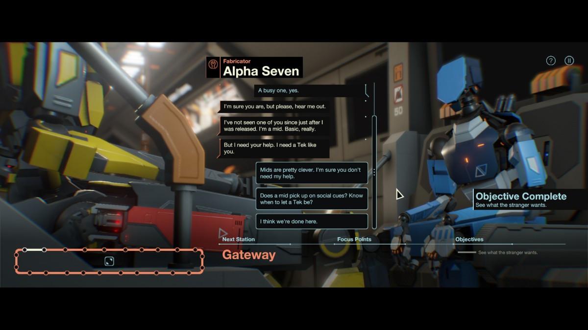 《Thomas Was Alone》的开发者发布了一款文字冒险游