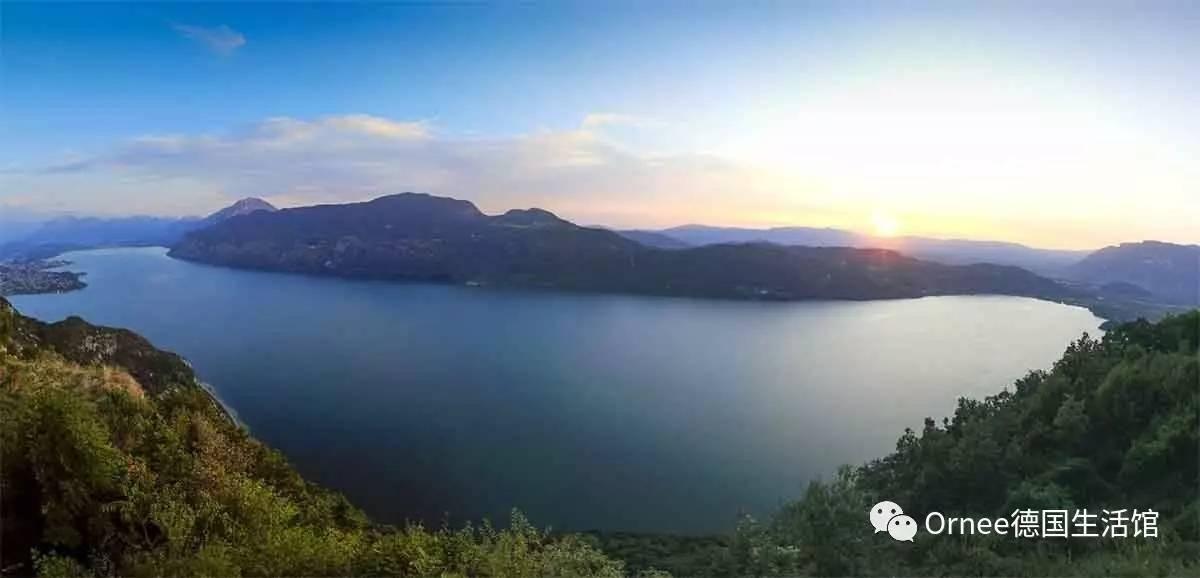 lacdeGenève日内瓦湖:这里有所有沉思所需要的养料和空气欧洲锦囊