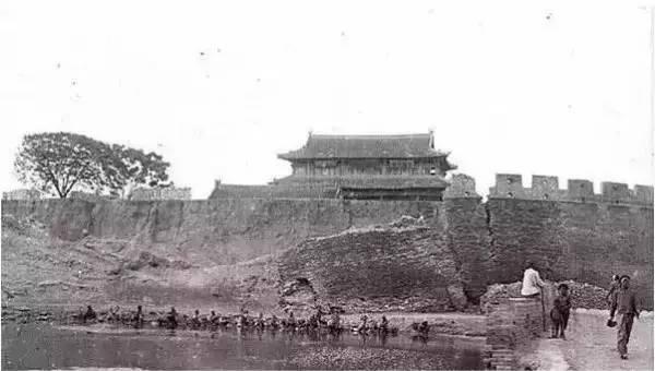 已消失的中国古建筑,历史的记忆!