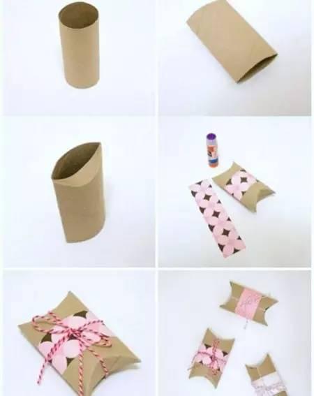 七夕动起来!超多diy简易创意礼物包装法图片