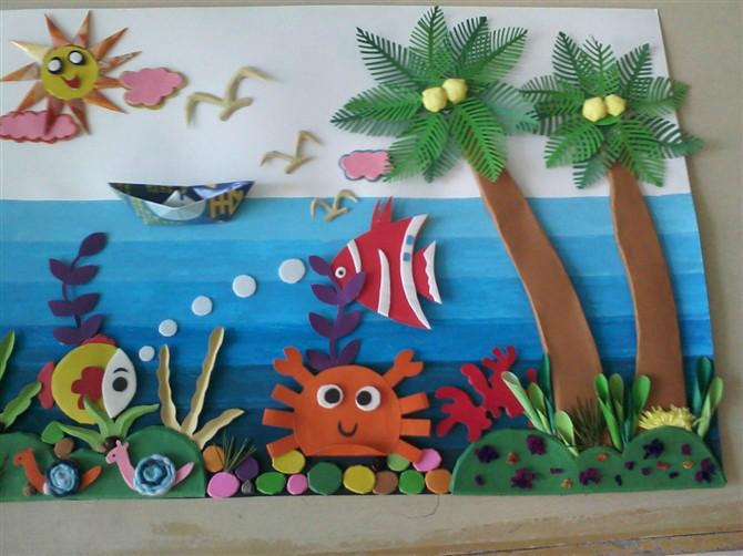 幼儿园环境创设图片(一)