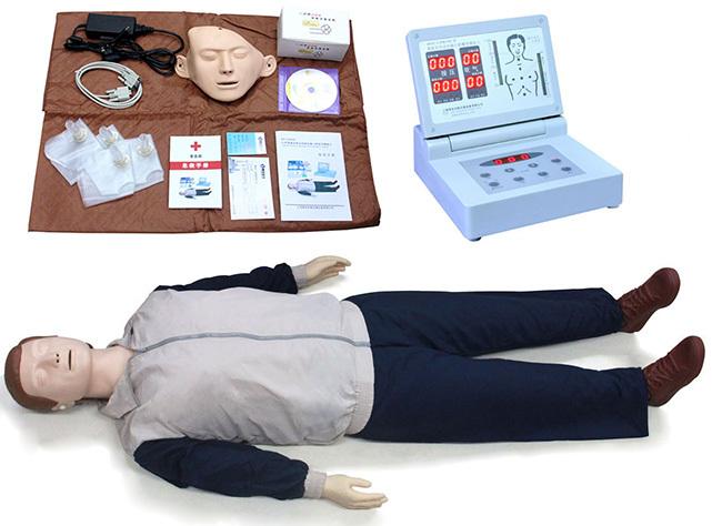 CPR390 心肺复苏模拟人,急救训练人体模型