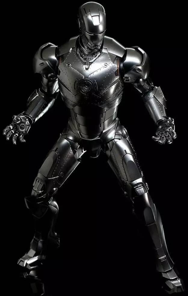 《钢铁侠》马克二号,钢铁侠几乎所有战甲的原型机