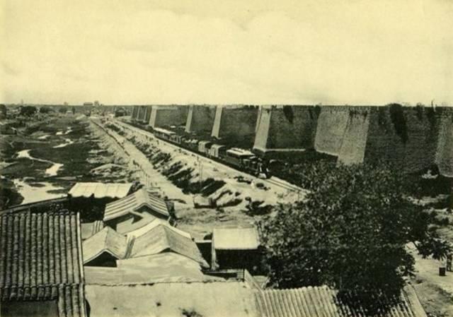 江苏快3投注技巧这些老建筑没有毁于战火,却消失在和平时期